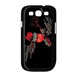 High Quality Durable Material Coldplay Samsung Galaxy S3 Back Cover Phone Case