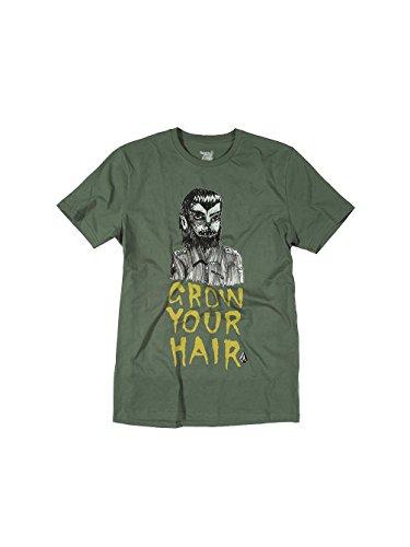 Volcom T-Shirt ~ FA Ozzie Wright green