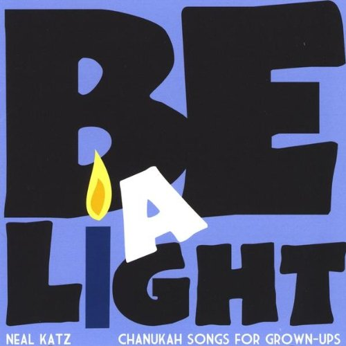 Be a Light: Chanukah Songs for Grown-Ups by CD Baby (distributor)