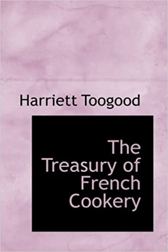 Book The Treasury of French Cookery