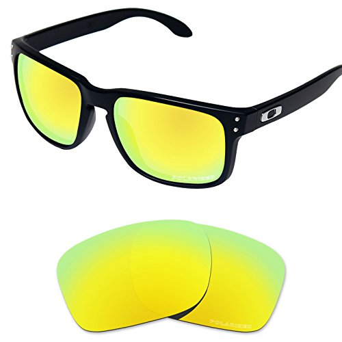 Tintart Performance Replacement Lenses for Oakley Holbrook Sunglass Polarized - Polarised Oakleys