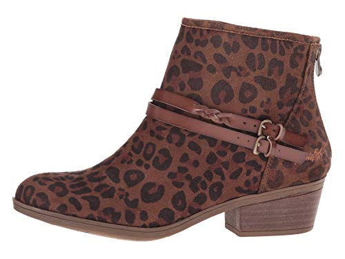 Micro Leopard Blowfish Mujeres Delux Talla Autumn Brown Botas x4wFp8gwqY