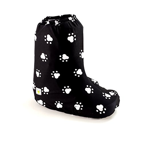 My Recovers Walking Boot Cover for Fracture Boot, Fashion Cover in Dog Paw, Short Boot, Made in USA, Orthopedic Products Accessories ()