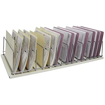 Table Top Rack : omnimed 264003 15 table top chart rack holder 15 slot general purpose storage ~ Vivirlamusica.com Haus und Dekorationen