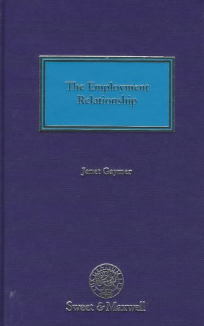 The Employment Relationship pdf