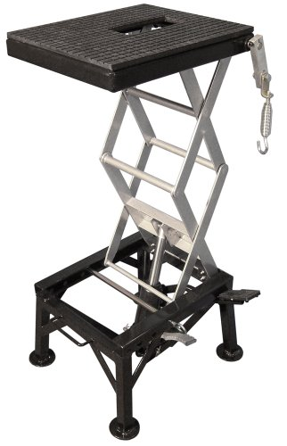 Motorsport Products 92-5012 Black MX Hydraulic Scissor Lift by Motorsport Products (Image #1)