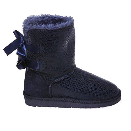 en Boots Modeuse Bleues Su La 8wp7HxRq