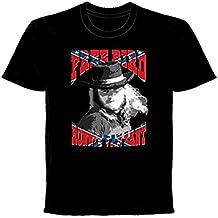 Ronnie Van Zant Lynryd Skynryd T Shirt L Black