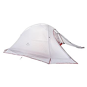 Naturehike 2 Person Outdoor Tent Double-layer Tent Waterproof C&ing Tent Lightweight Tent(Gray  sc 1 st  Amazon.com & Amazon.com : Naturehike 2 Person Outdoor Tent Double-layer Tent ...