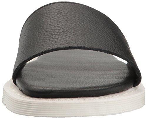 Dr. Martens Sandale Halton CIERRA II Slide Sandal Black Schwarz 22299001, Black, 42 EU