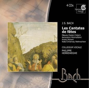 Bach: Festive Cantatas - Easter, Ascension, Advent, Christmas