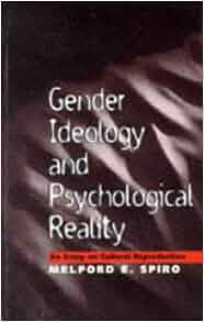 Essays on gender ideology