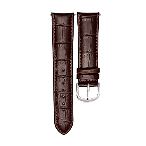 Alligator Leather Watchband Samsung Smartwatch