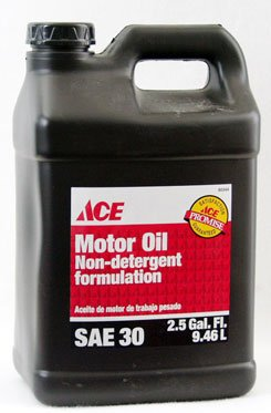 MOTOR OIL SAE30ND 2.5G by Delta