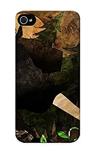 Cute High Case For Quality Case For HTC One M8 Cover Anime Wolf S Rain Case Provided By VenusLove