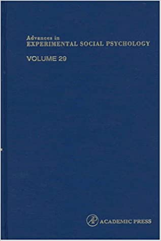 Read Advances in Experimental Social Psychology, Volume 29 PDF, azw (Kindle), ePub, doc, mobi