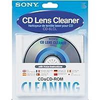 Sony CD6LCL CD Lens Cleaner