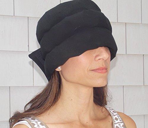Maux de tête Hat Wearable Ice Pack (taille unique)