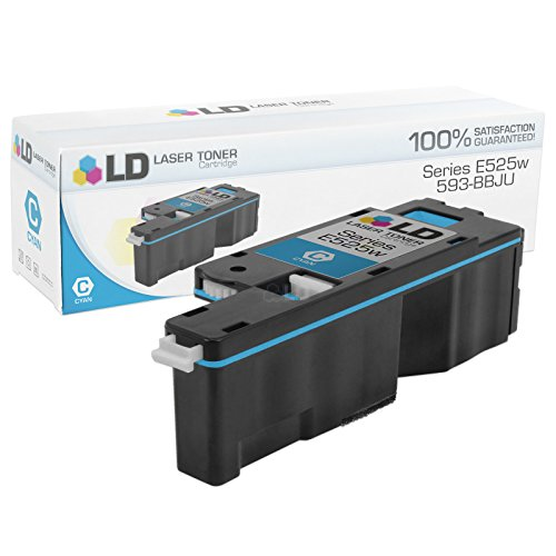 Compatible Cyan Laser Cartridge - 1