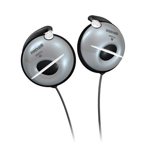 Clip Headphone Maxell Ear Stereo (MAXELL DIGITAL EAR CLIPS HEADPHONES)