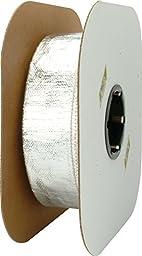 Design Engineering DEI 010404 Heat Sheath - Aluminized Sleeving for Ultimate Heat Protection, 1.25\