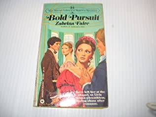 book cover of Bold Pursuit