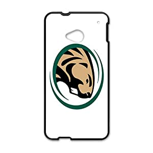 NCAA Bemidji State Beavers Primary 2004 Black Phone Case for HTC M7