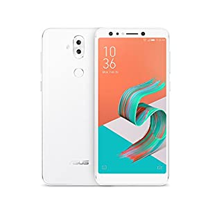 "ASUS ZenFone 5Q (ZC600KL-S630-4G-64G-WH) – 6"" FHD 2160×1080 display – Quad-camera – 4GB RAM – 64GB storage – LTE Unlocked Dual SIM Cell Phone – US Warranty – White"