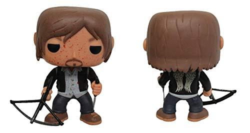 Funko Pop! Figura de Vinilo The Walking Dead version sangrienta del Motero Da