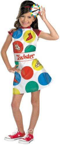 [Twister Tween Costume Size 14-16 Junior] (Twister Game Costumes)