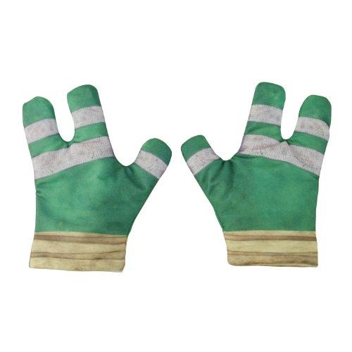 [Teenage Mutant Ninja Turtles High Three Hands] (Frodo Costume For Kids)