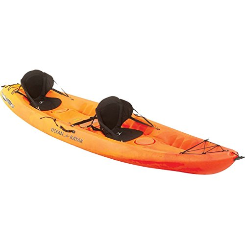 Ocean Kayak Malibu Two XL Tandem Kayak Sunrise, One Size