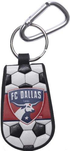 MLS FC Dallas Classic Soccer Keychain (Mls Vomax Dallas)