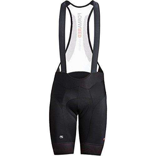 (Giordana FR-C Pro Bib Short - Men's Black, XL)