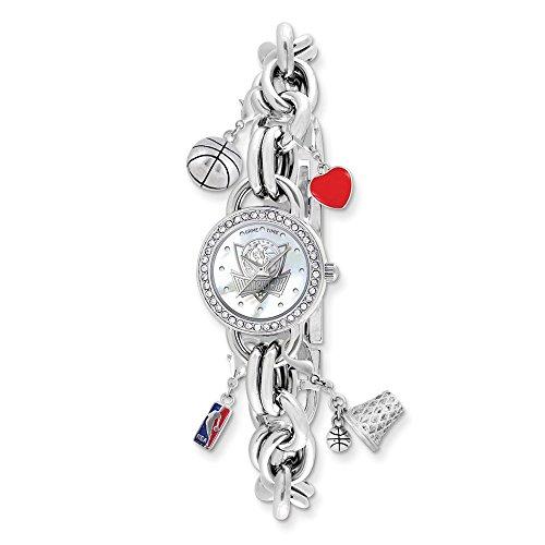 Gifts Licensed Gifts Ladies NBA Dallas Mavericks Charm Watch