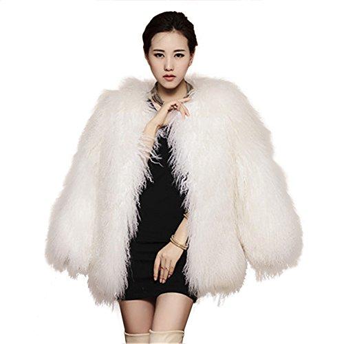 Lamb Fur Coat - 2