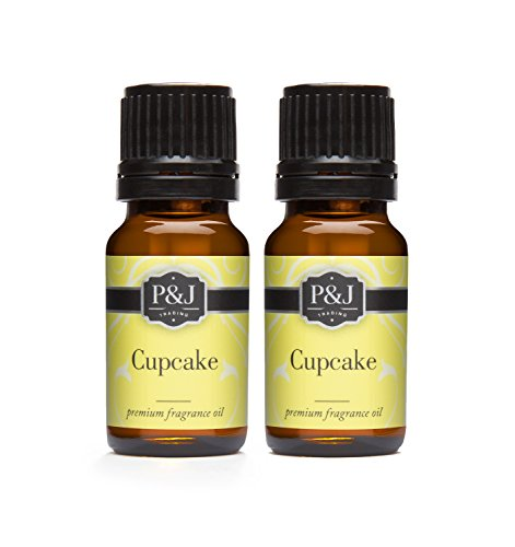 Cupcake Fragrance Oil - Premium Grade Scented Oil - 10ml - (Oil Soap Cake)