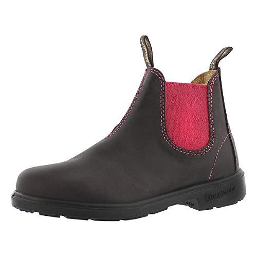 Blundstone Kids Brown/Pink Blunnies Leather Medium / 3 M AU Youth / 4-4.5 M US Big Kid