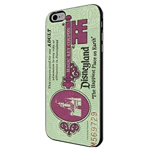 disneyland ticket walt disney for iphone case iphone 6 plus black 0757965497061. Black Bedroom Furniture Sets. Home Design Ideas
