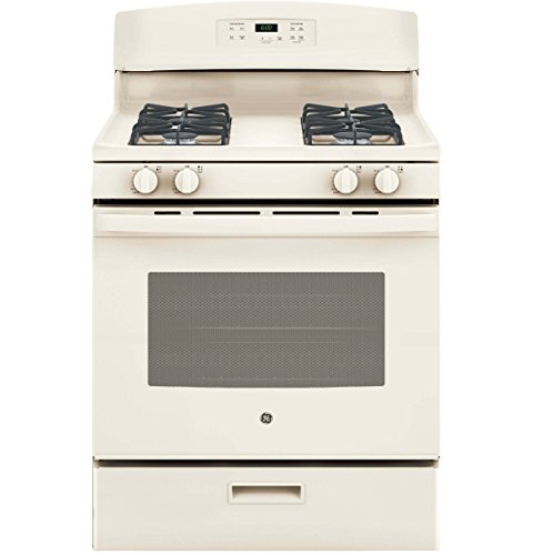 (GE JGBS60DEKCC Sealed Burner Range)