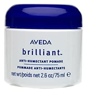 Aveda Brilliant Anti-Humectant Pomade, 2.6 Ounces