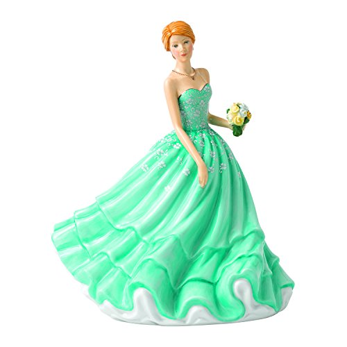 Birthday Royal Doulton Figurine (Royal Doulton Happy Birthday, Figure of The Year 2018, 8.7