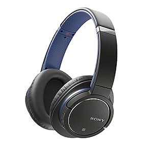 Sony MDR-ZX770BN - Auriculares supraurales Bluetooth NFC (reducción de ruido), azul