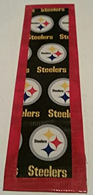 Pittsburgh Steelers NFL Duct Tape Book Mark