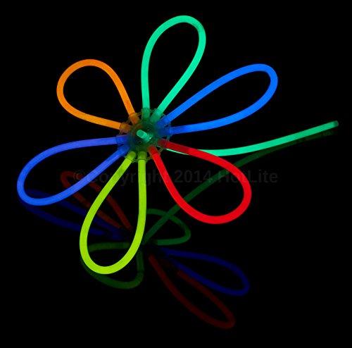 Review 8″ HotLite Brand Glowsticks
