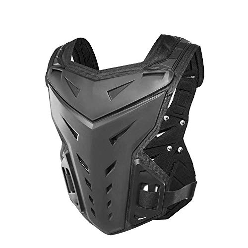 (Sunmiao Motorcycle Armor Motorcycle Jackets Anti-Fall Vest Sport Jacket Motorcycle Racing Body Protective Armor Protection Coverage for Dirtbike Motocross Skiing Snowboarding Protective Gear Jacket)