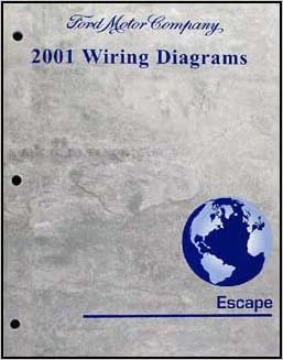 2001 Ford Escape Wiring Diagram Manual Original: Ford: Amazon.com: Back Wiring Diagram Ford Escape on 2010 ford mustang wiring diagram, ford escape spark plug diagram, 2003 ford crown victoria wiring diagram, 2001 ford escape cylinder order, 1997 ford crown victoria wiring diagram, 2001 honda s2000 wiring diagram, 2001 ford escape horn, 2008 ford mustang wiring diagram, 2001 ford escape fuel system, 2001 ford escape neutral safety switch, 2001 pontiac aztek wiring diagram, 2003 ford excursion wiring diagram, 2001 buick park avenue wiring diagram, 2001 chevrolet silverado wiring diagram, 2001 audi tt wiring diagram, 2001 ford escape starter, 2001 toyota sequoia wiring diagram, 2001 ford escape cooling system, 2001 mazda tribute stereo wiring diagram, 2001 acura tl wiring diagram,
