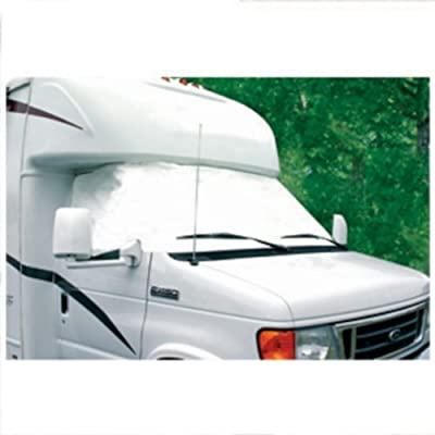 Camco 45235 Vinyl Windshield Cover (Arctic White)