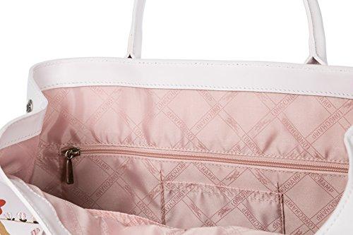 Longchamp Leder Handtasche Damen Tasche Bag rosa TxxWLU59n0