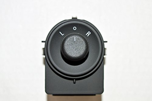13271827 : ELECTRIC DOOR MIRROR SWITCH - Genuine GM - NEW from LSC